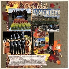 Our Last Bandtober