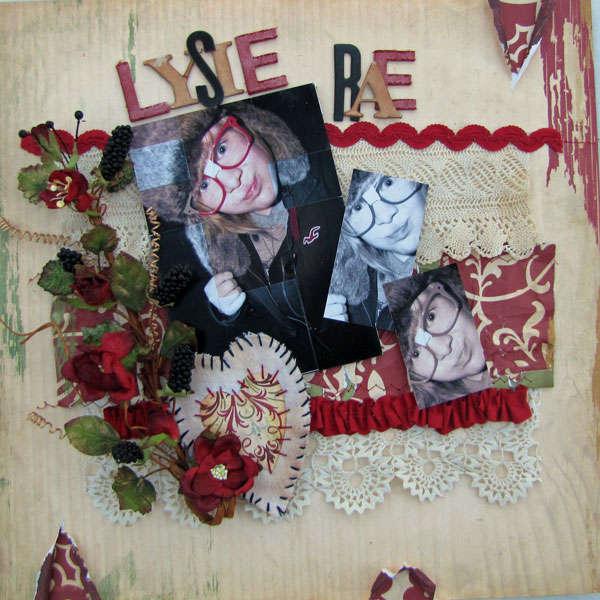 Lysie Rae