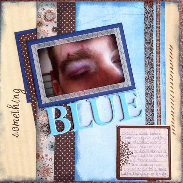 Something Blue!