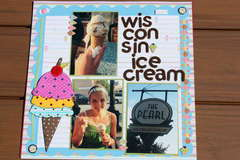 Wisconsin ice cream