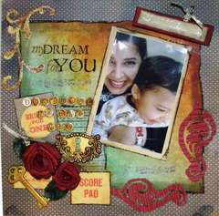 My dream for you
