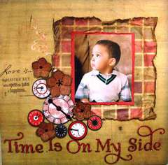 Time is on my side
