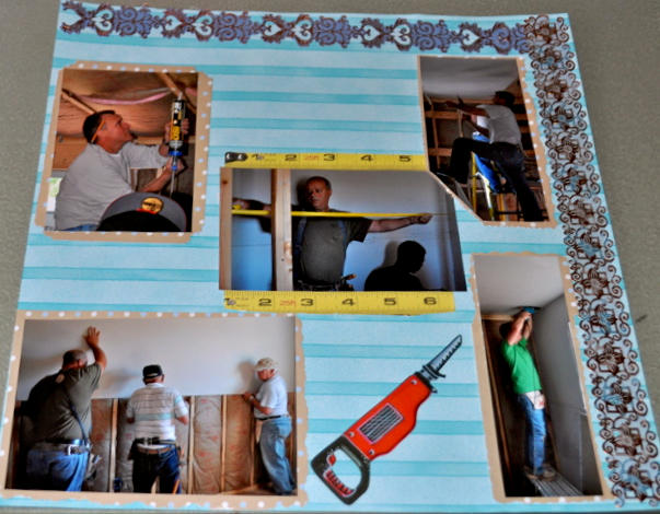 Union/Snyder Habitat for Humanity's Scrapook-2012