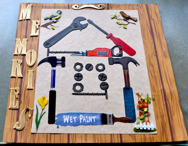 Union/Snyder Habitat for Humanity's Scrapbook for 2012