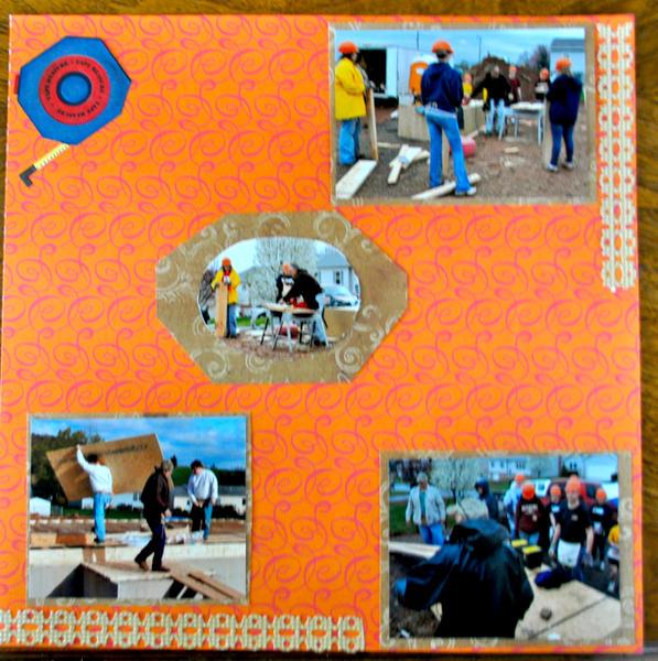 Union/Snyder Habitat for Humanity's Scrapbook-2012
