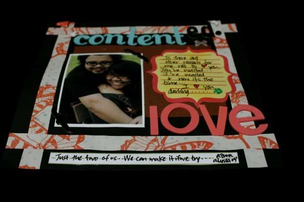 Contented Love