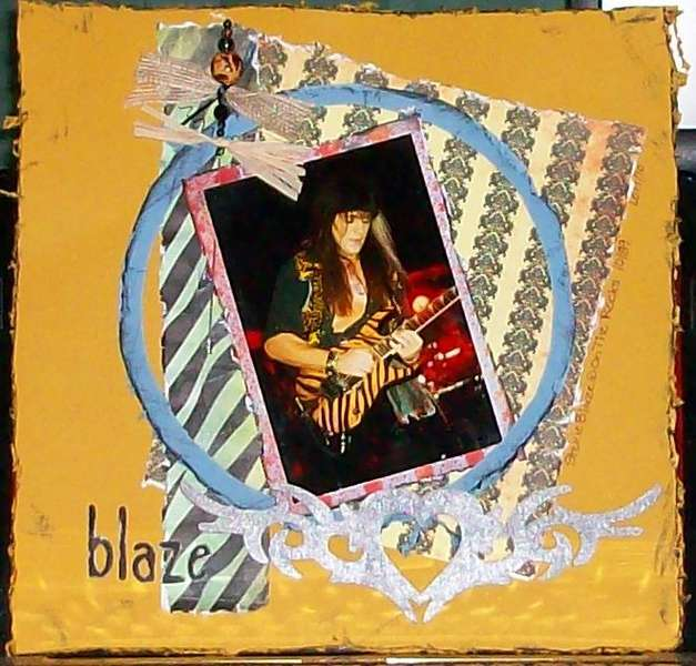 "Scraps of Darkness ""Blaze"""