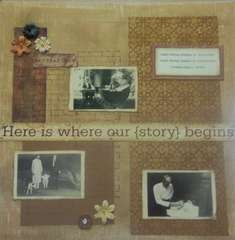 Here is where our story begins