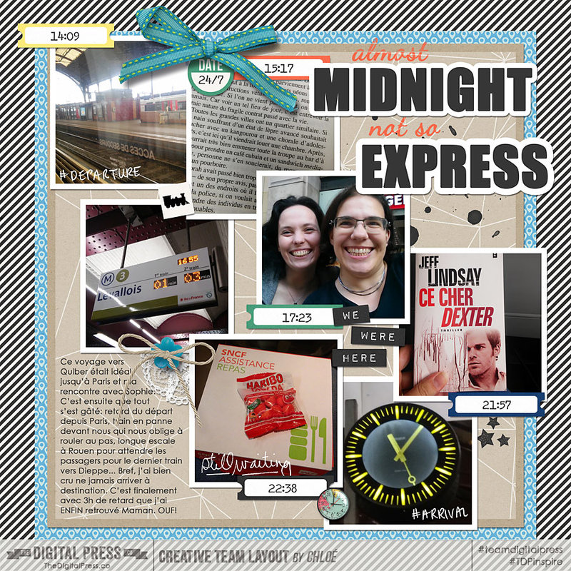 (Almost) Midnight (Not So) Express