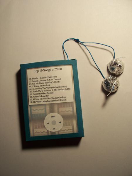Birthday Card - iPod