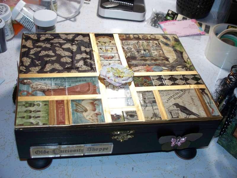 G45 Cigar Box by Bonnie