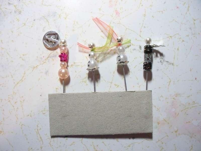 Sept Giganta Swap - Stick Pins