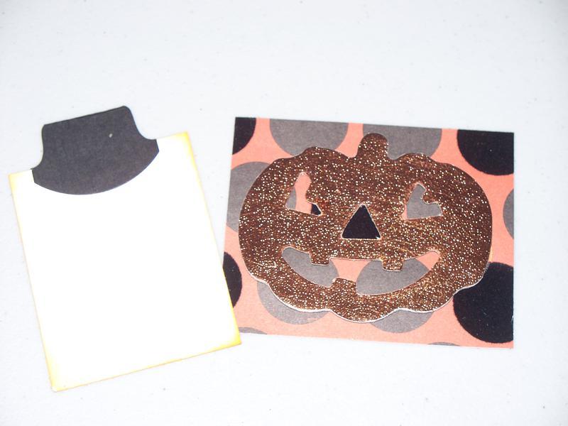 Halloween Handmades - Pumpkin
