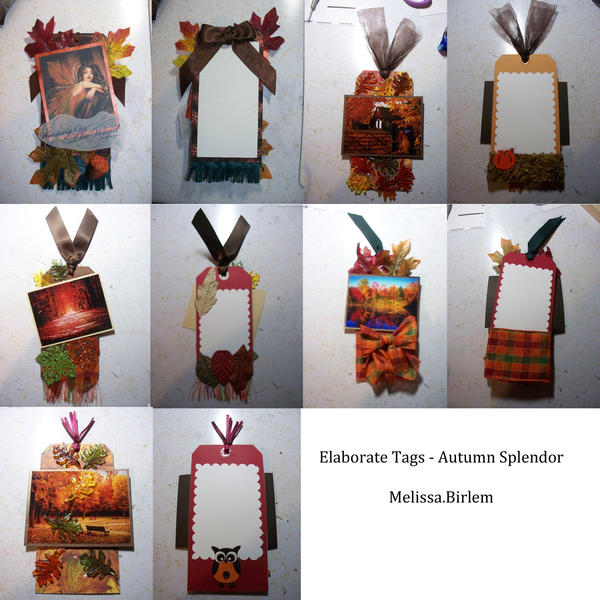 Elaborate Tag Swap - Autumn
