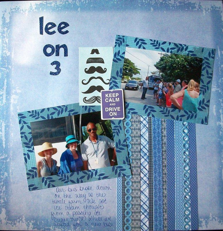 Lee on 3