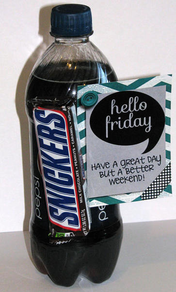Friday Drink