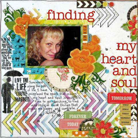 Finding My Heart And Soul