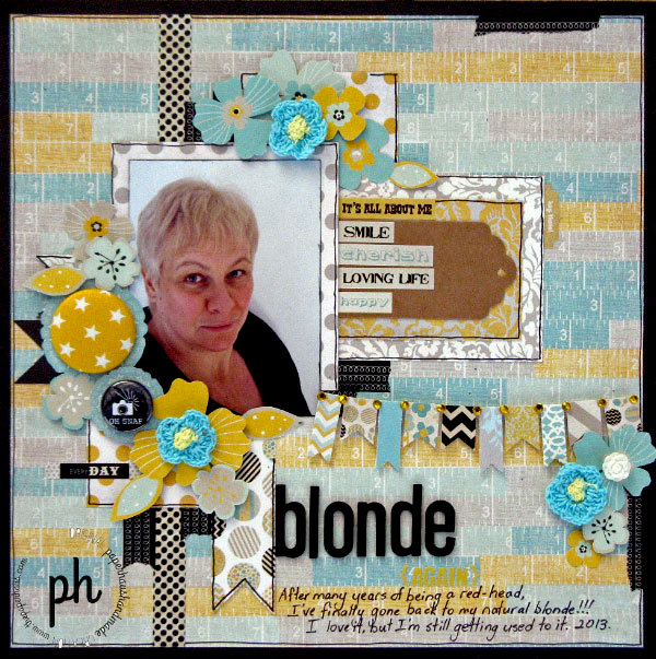 Blonde {Again}