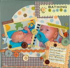 Bathing Cutie