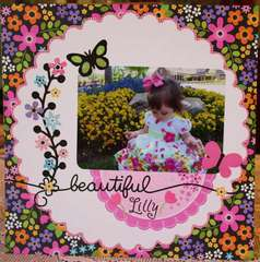 Beautiful Lilly