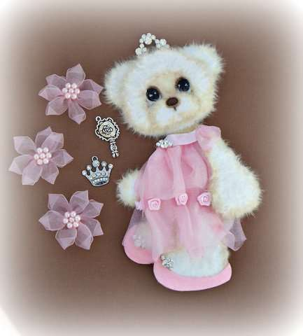 Little Princess Tear Bear