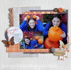 Pumpkin Fun *Elle's Studio*