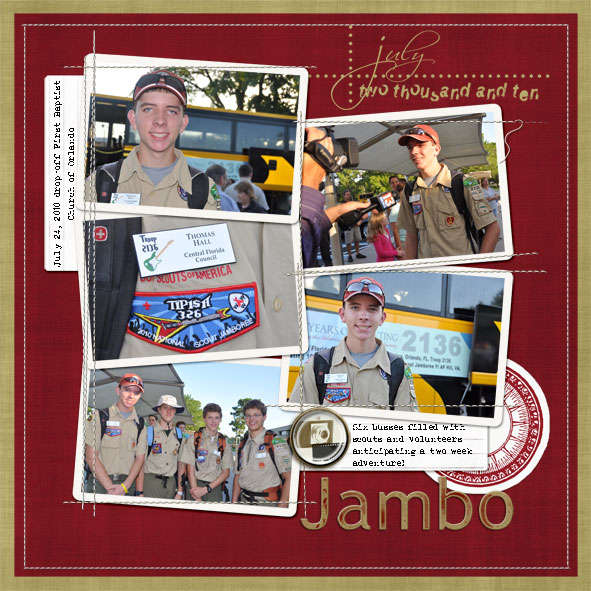 Jambo Send-off