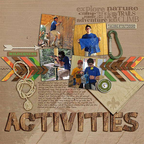Philmont Activities