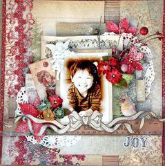 Joy~My Creative Scrapbook Kit
