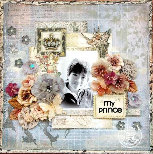 *New Prima*my prince