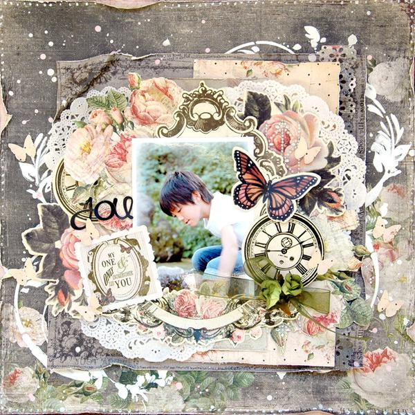 My Creative Scrapbook Kit~you