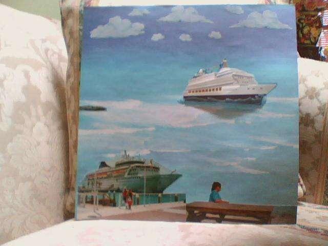 My trip Island Caiman