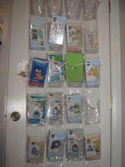 Full pic of cricut cartridges