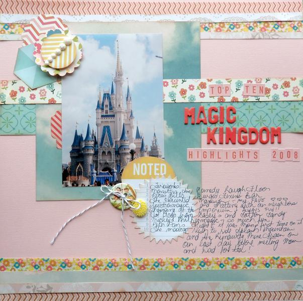 Top Ten Magic Kingdom Highlights 2008
