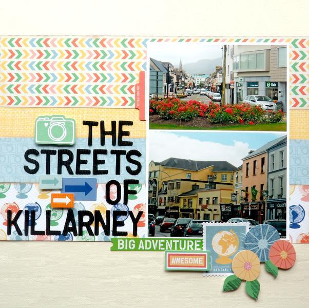 The Streets of Killarney