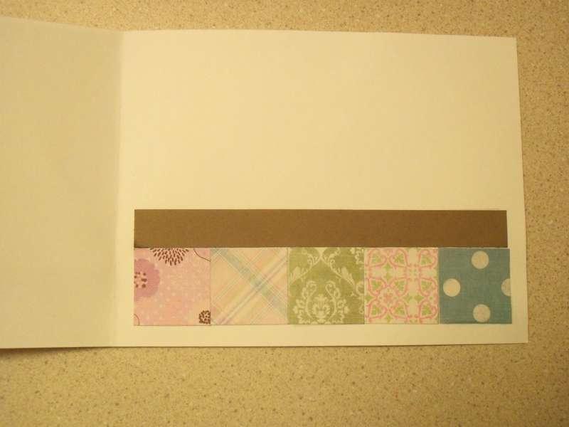 Inside Bunny 1 card