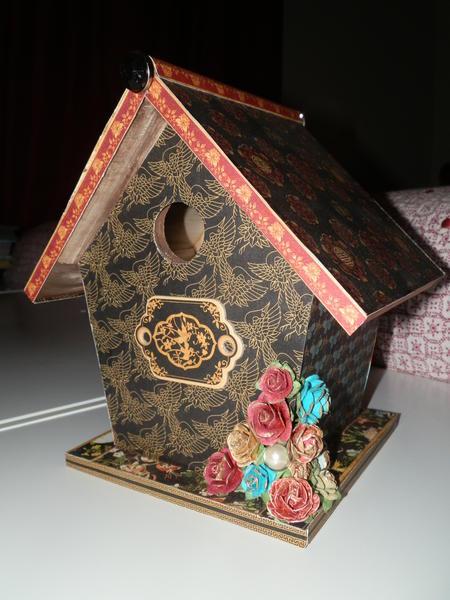Bird Song Bird house