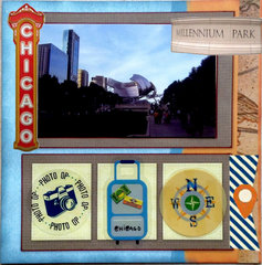 MY YOUNGEST SON'S TRIP TO CHICAGO (2007) - 9