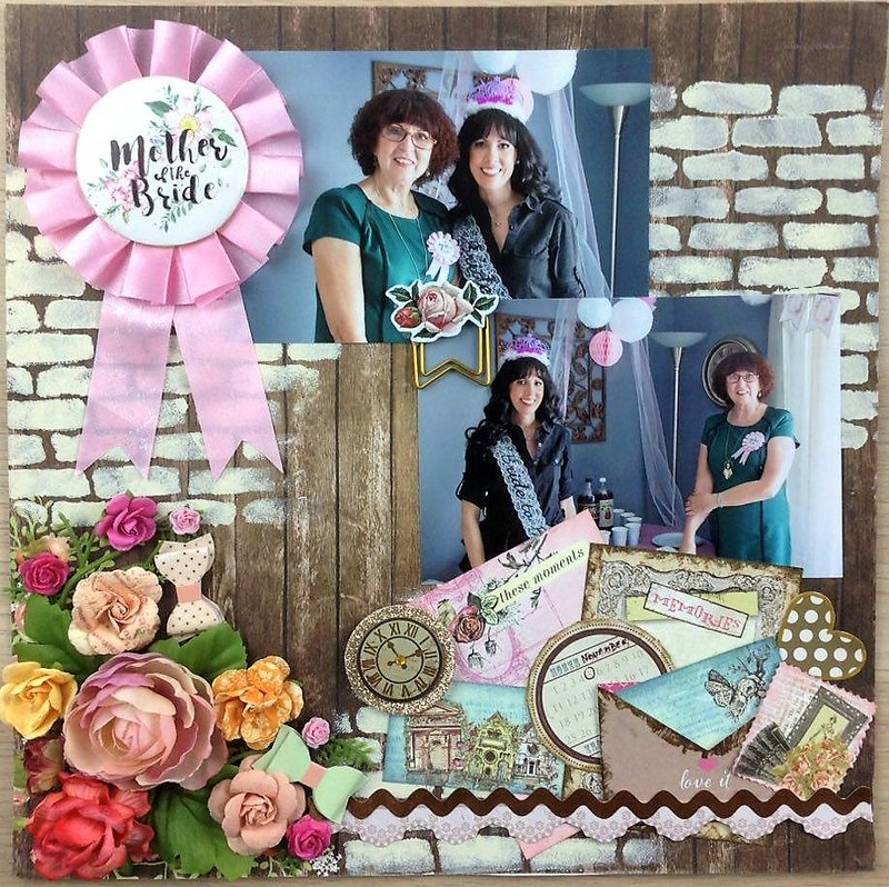 MY DAUGHTER'S BRIDAL SHOWER (2017) 12