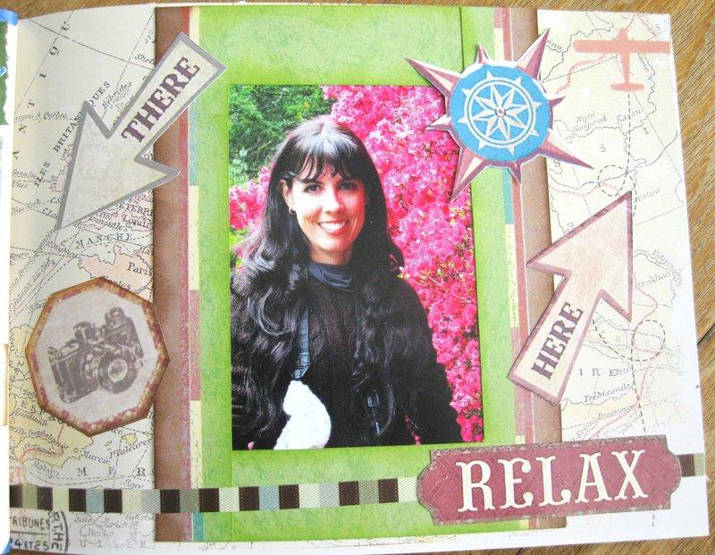 8×6 PHOTOBOOK – NORTH CAROLINA TRIP PORTRAITS - PAGE 13