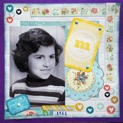 MY CHILDHOOD - 1961 - 1