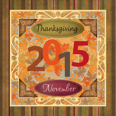 THANKSGIVING 2015 - PAGE DIVIDER