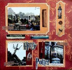 MY SON'S B-DAY 2012 - HARRY POTTER PARK 20