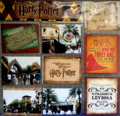 MY SON'S B-DAY 2012 - HARRY POTTER PARK 22