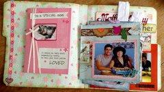 MOTHER'S DAY 2014 - MEMORY FOLDER 2
