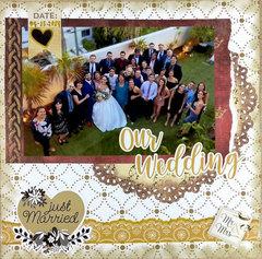 MY SON RAMIRO'S WEDDING - 35