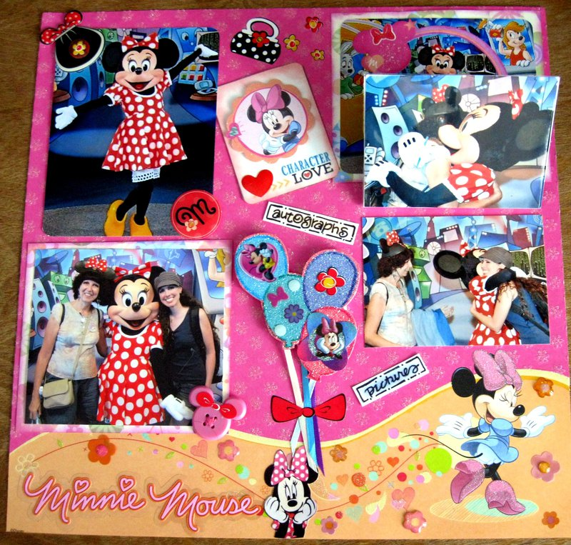 FIRST TRIP TO DISNEY WORLD (OCTOBER 2011) - PAGE 41 - MINI ALBUM OPENED