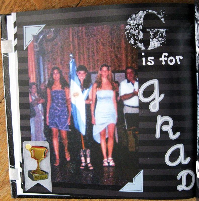 8×8 PHOTOBOOK – MY KIDS SECONDARY SCHOOL GRADUATIONS (1999 & 2007) - PAGE 4