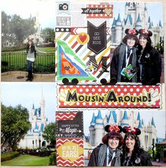 DISNEY WORLD - MAGIC KINGDOM - NOV. 2014 - 2