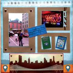 MY YOUNGEST SON'S TRIP TO CHICAGO (2007) - 4